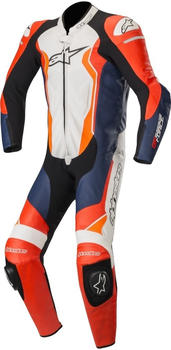 Alpinestars GP Force 1pz Black/ Red Fluo/ Orange