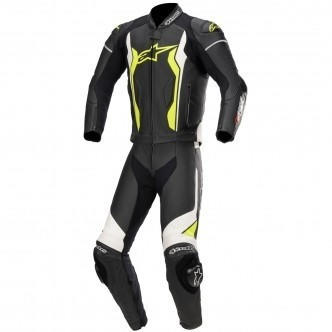 Alpinestars GP Force 2pt Black/White/Yellow