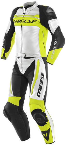 Dainese Mistel white/ fluor-yellow/ black