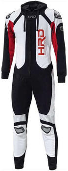 Held Slade Jumpsuit Kinder schwarz/rot