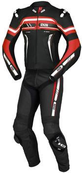 IXS Sport RS-700 2.0 2tlg. rot/weiß