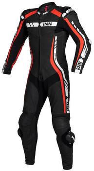 IXS Sport RS-800 2tlg. schwarz/rot/weiß