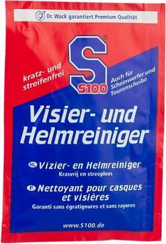 S100 Visier- und Helmreiniger Tuch (1 Stück)