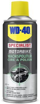 WD-40 Specialist Motorbike Wachspolitur (400ml)