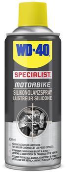 WD-40 Specialist Motorbike Silikonsglanzspray (400ml)
