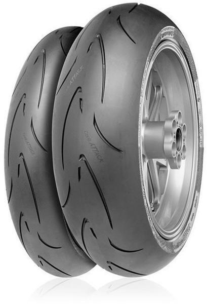 Continental ContiRaceAttack 180/55 ZR17 73W