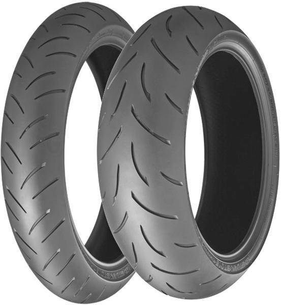 Bridgestone Battlax BT-015 190/50 ZR17 73W