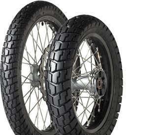 Dunlop Trailmax D607 90/90 -– 21 54H