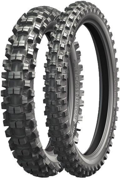 Michelin StarCross 5 Hard 90/100-21 57M