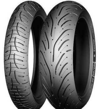 Michelin Pilot Road 4 Scooter 160/60 R15 67H