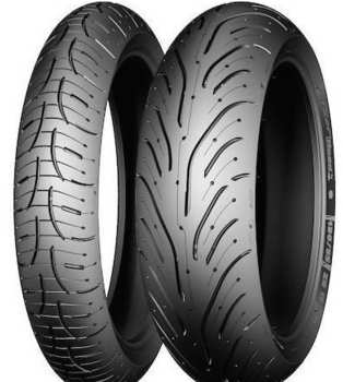 Michelin Pilot Road 4 Scooter 120/70 R15 56H
