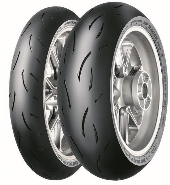 Dunlop Sportmax GP Racer D212 120/70 R17 58W S