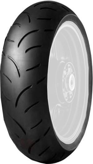 Dunlop Sportmax Qualifier II 120/70 ZR1758W