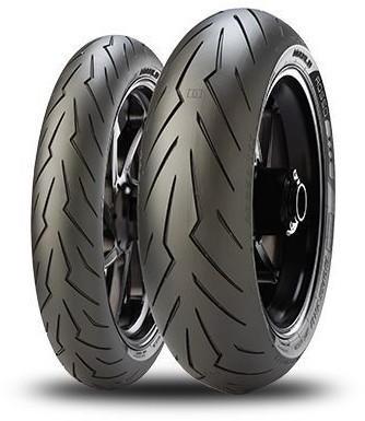 Pirelli Diablo Rosso III 120/65 R17 TL 56W M/C Front