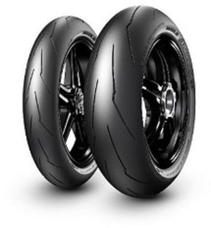 Pirelli Diablo Supercorsa SP V3 Rear 190/50ZR17 73W