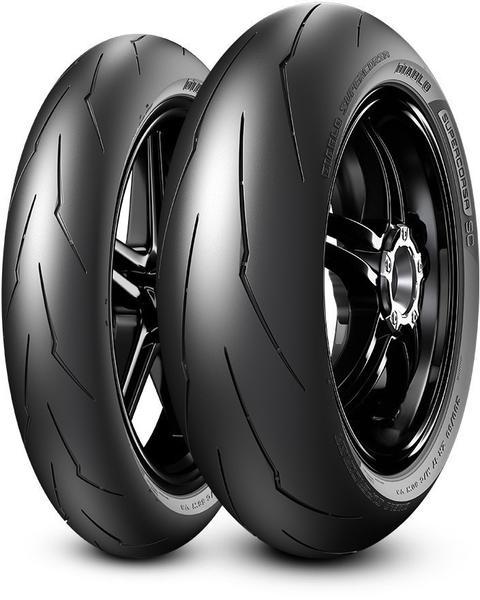 Pirelli Diablo Supercorsa SC1 V3 120/70 ZR 17 58W