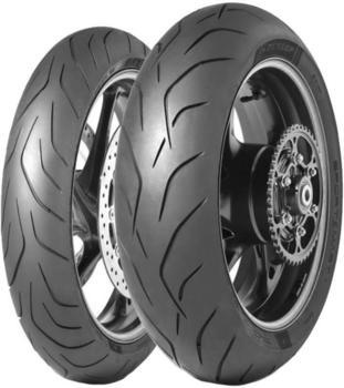 Dunlop Sportsmart MK3 180/55 R17 TL 73W Rear M/C