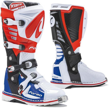 Forma Boots Predator 2.0 Boot White/Red/Blue