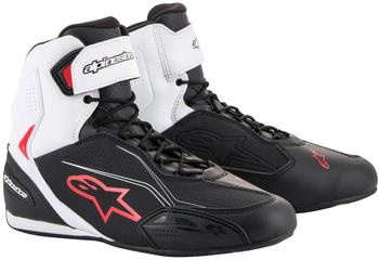 Alpinestars Faster 3 Black/White/Red