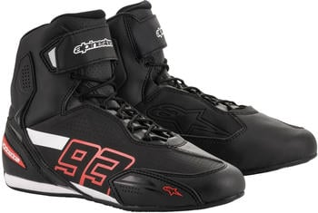 Alpinestars Austin riding shoes black