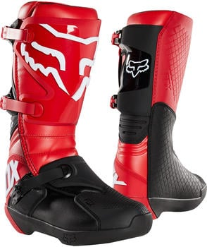 Fox Comp Boot 2020 Flame Red
