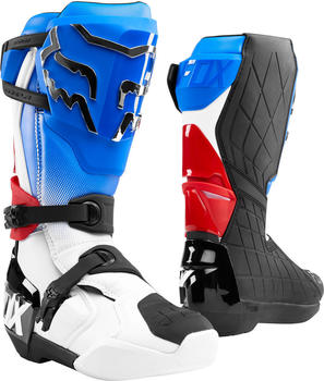 Fox Comp R 2019 Boot Blue/Red