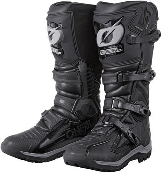 oneal-rmx-boot-black-grey