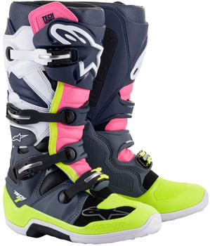 alpinestars-tech-7-boot-dark-grey-dark-blue-pink-fluo