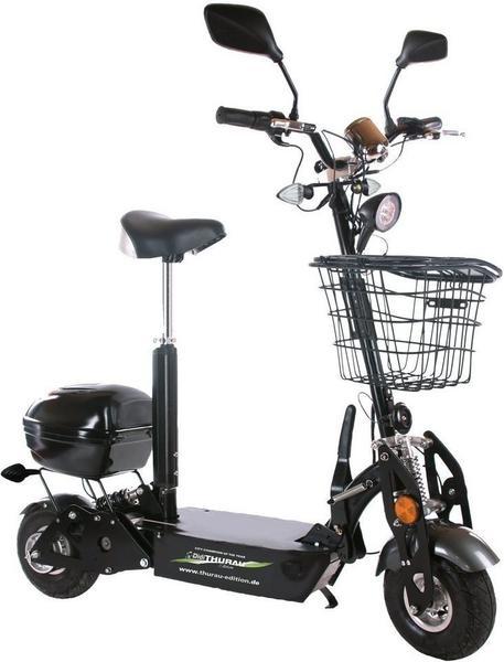 Didi Thurau Edition Elektro-City-Roller Safety (20 km/h)