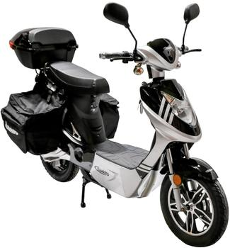 Rolektro eco-City 20 V.2 PLUS Schwarz/