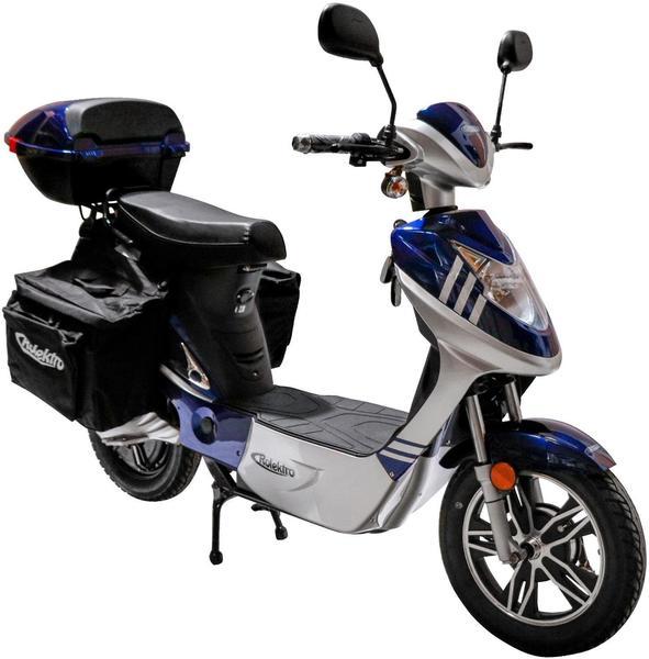 Rolektro eco-City 20 V.2 Blau/Silber Plus