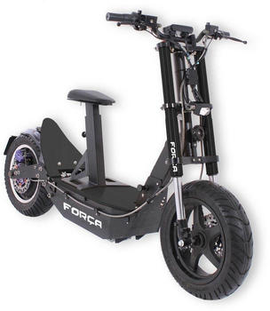 FORCA Bossman-Xl 2000W Sxx-Pro Big-Wheel Scooter Schwarz