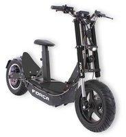 FORCA Bossman-Xl 1500W Big-Wheel Scooter Schwarz