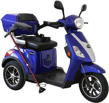 Rolektro E-Trike 25, V.2 in Blau
