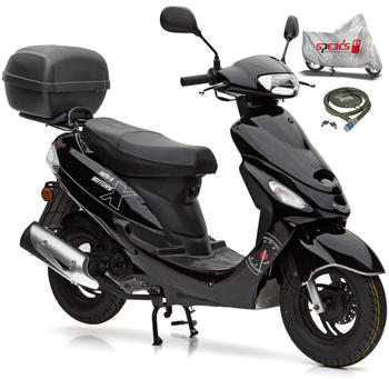 Nova Motors Eco Star (25 km/h) Set schwarz