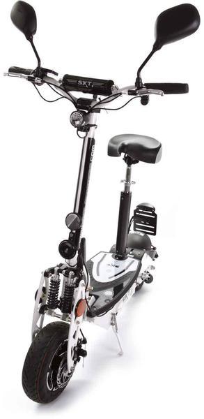 SXT Scooters SXT500 EEC Facelift 36V 12aH weiß