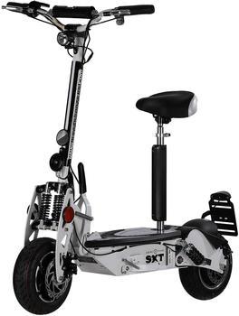 SXT Scooters SXT1000 XL EEC Facelift Elektro Scooter weiss Elektroroller 48V 12Ah Bleigel Akku