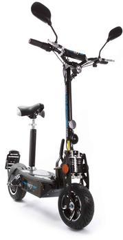 SXT Scooters SXT 500EEC Facelift E-Scooter Schwarz Blei-Gel 36V 12Ah Straßenzulassung: Ja