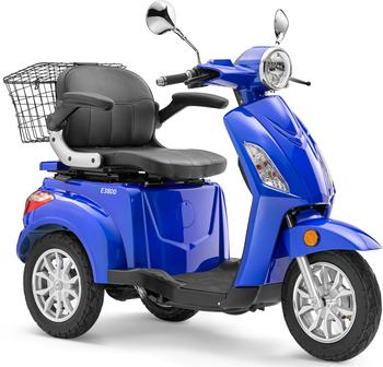 LUXXON E3800 8000 Watt 20 km/h blau