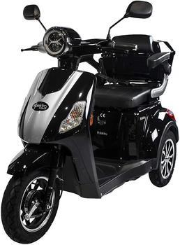 Rolektro E-Trike 25V.2, Schwarz
