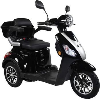 Rolektro E-Trike 25 V.3, schwarz