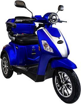"""Rolektro E-Trike 25 V.3"""" Blau"""