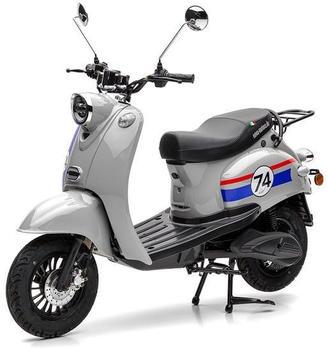 Nova Motors eRetro Star 50 elektro Edition 74 grau