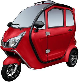 Didi Thurau Edition 3-Rad eLizzy Premium rot