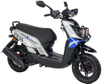 GT Union PX55 Cross-Concept blau