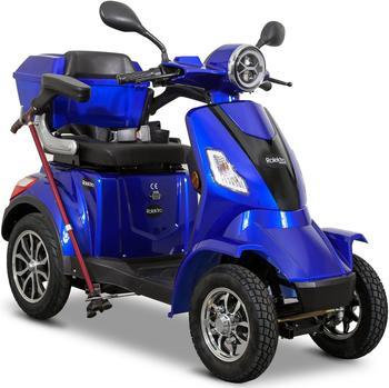 Rolektro Rolektro, E-Quad 25 V.3, Lithium«, blau