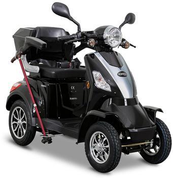 Rolektro E-Quad 25«, schwarz