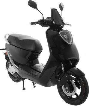SXT Scooters Yadea C1S (45km/h) schwarz glänzend
