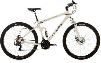 KS-CYCLING Insomnia 29 Zoll RH 51 cm weiß