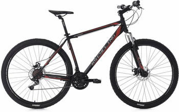 KS Cycling Sharp black-red